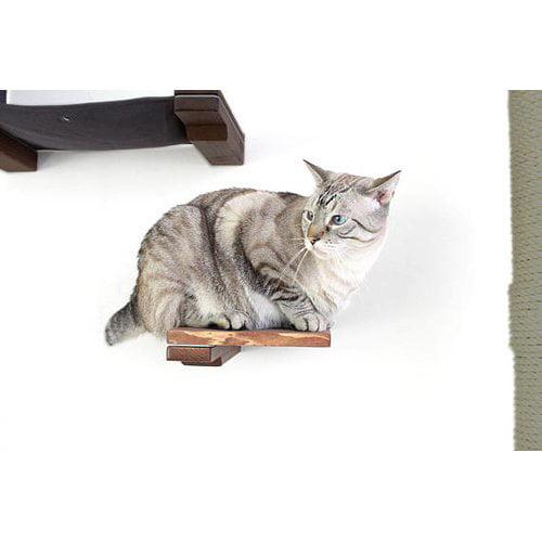 Tucker Murphy Pet 3'' Dorcas Mod Wooden Step Shelf Cat Tree