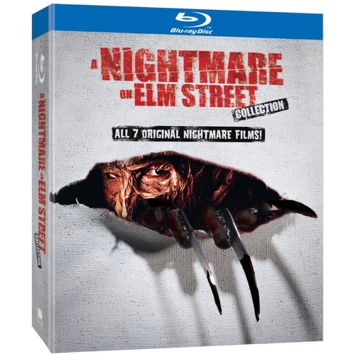 A Nightmare On Elm Street Collection: All 7 Original Nightmare Films (Blu-ray) (Widescreen)