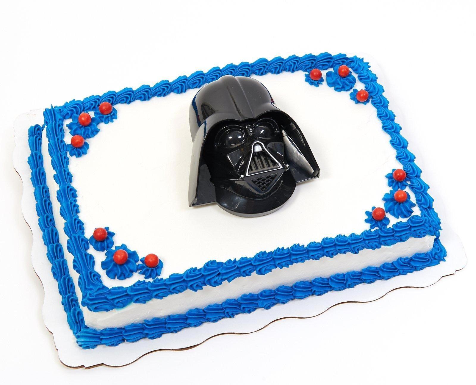 Star Wars Darth Vader Cake Topper Walmart