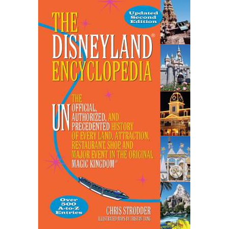 The Disneyland Encyclopedia - eBook