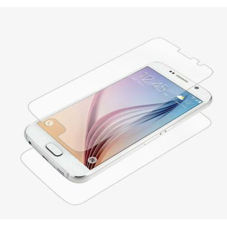 ZAGG InvisibleShield Dry Screen Protector for Samsung Galaxy S6 - Full Body