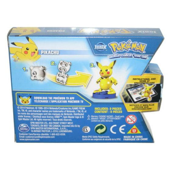 Ionix Pokemon Pikachu Figure Set Walmart