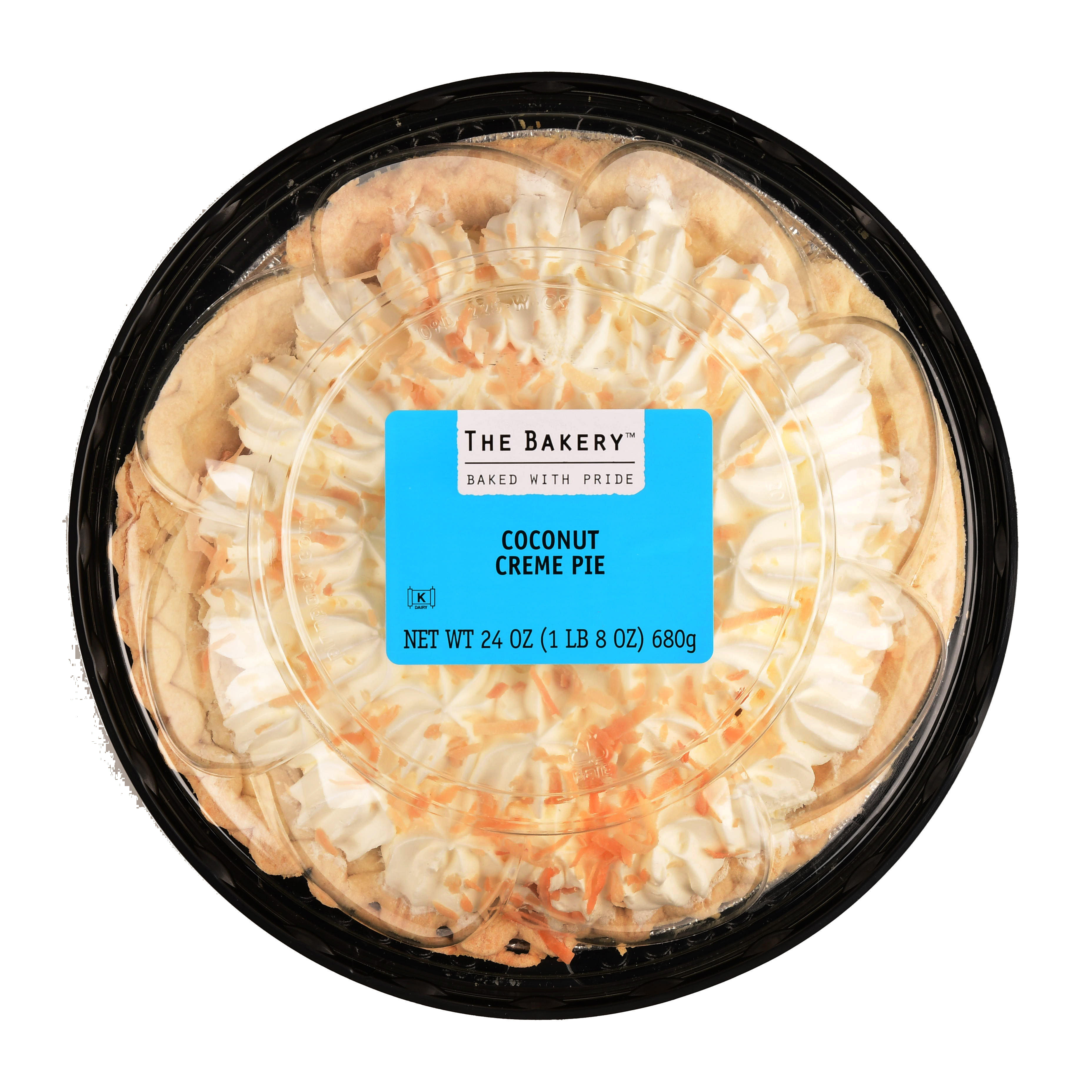 The Bakery Coconut Creme Pie, 24 oz