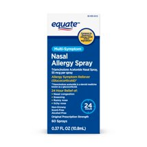 Allergy & Sinus: Equate Allergy Relief (Compare to Nasacort)