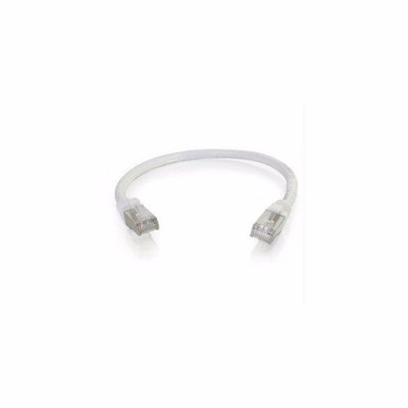 C2g 12Ft Cat6 Snagless Shielded  Stp  Network Patch Cable   White