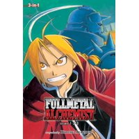 Fullmetal Alchemist (3-in-1 Edition), Vol. 1 : Includes vols. 1, 2 & 3