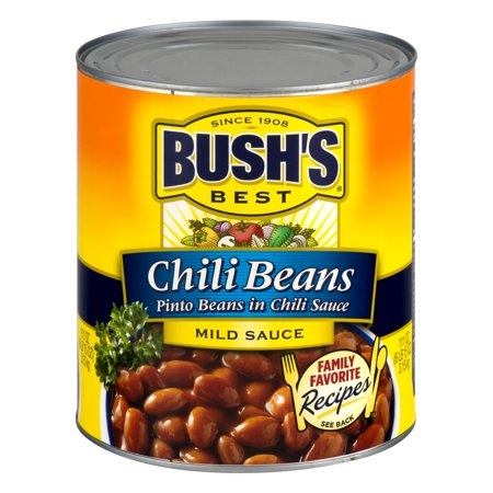 - (6 Pack) Bushs Pinto Beans In A Mild Chili Sauce 111 Oz
