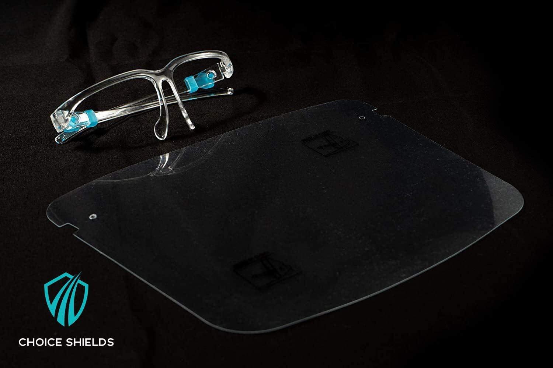 Details about  /5PCS Reusable Anti-Fog Safety Face Shield /& OTG Design Anti-Fog Safety Glasses