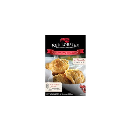 Bacon Cheddar Biscuits (Red Lobster Cheddar Biscuit Mix (45.44 oz.))
