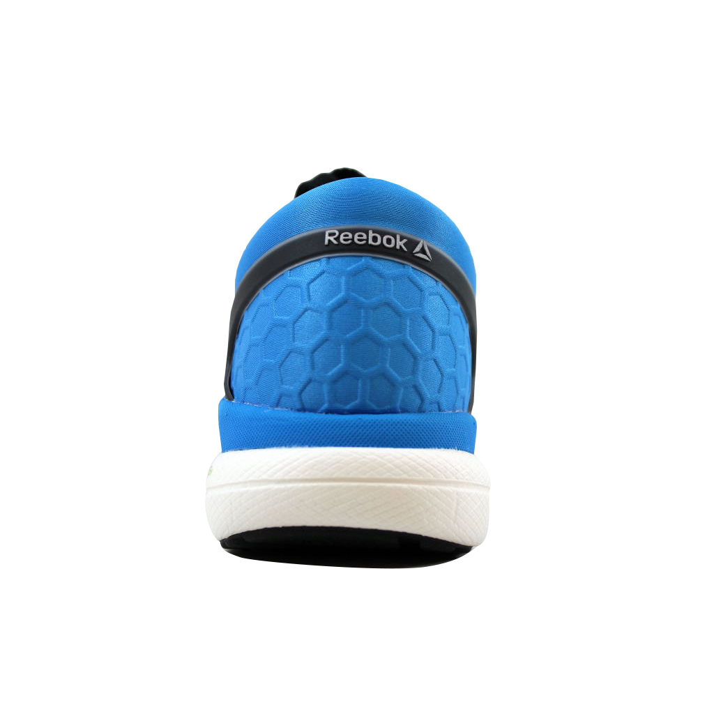 Reebok Men's Floatride Run Ultraknit Graphite/Black-Blue-White BS7209