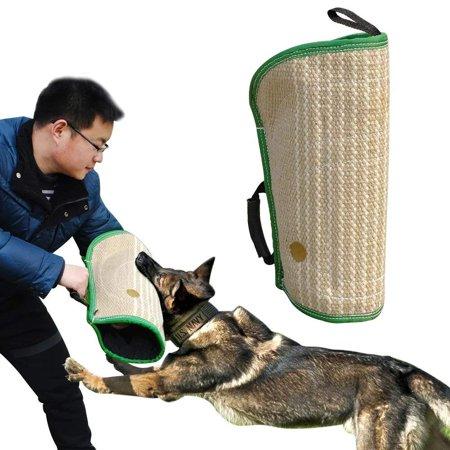 Moaere Dog Bite Sleeves Tugs Training Protecter Fit Pit bull German Shepherd Mastiff