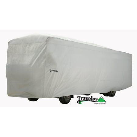 Traveler Class A RV Covers by Eevelle | Fits 28 - 30 Feet | (Best Class A Motorhome Under 30 Feet)