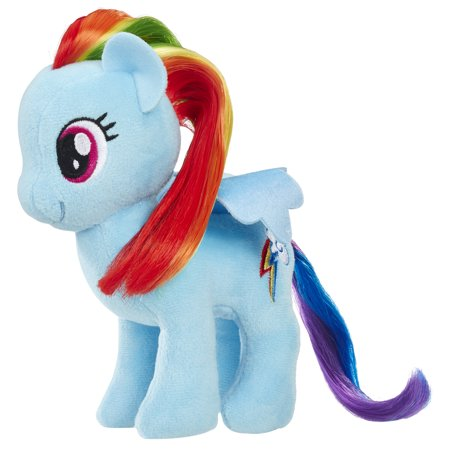 Rainbow Monkey Plush (My Little Pony: The Movie Rainbow Dash Small)