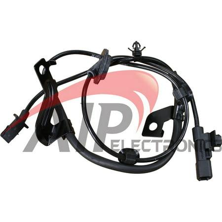 Brand New ABS Wheel Speed Sensor For Rear Left 2007-2010 Mitsubishi Outlander 4670A581 Oem Fit - Pickup Abs Wheel Speed Sensor