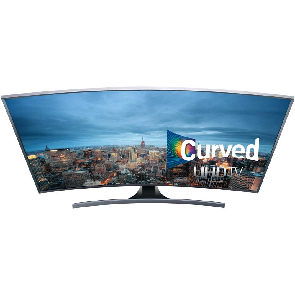 Samsung Un55ju7500 55 Inch Curved 4k 120hz Ultra Hd Smart 3d Led