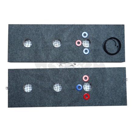 3 Hole Washer Game - Horseshoes Pitching Toss (Washer Toss Game)