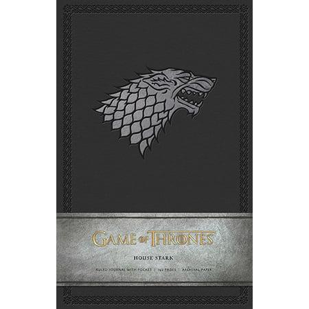 Game of Thrones: House Stark Hardcover Ruled