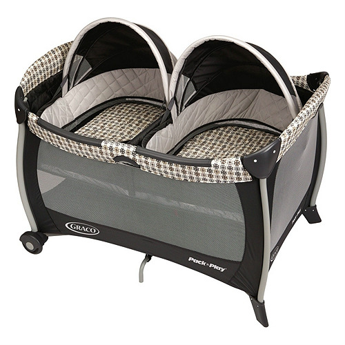 Graco Pack 'n Play Play Pen with Twin Bassinets, Vance by Graco