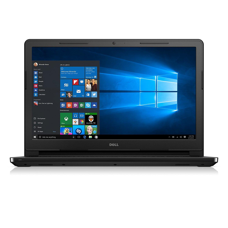 "Top Performance Dell Inspiron 15.6"" Touchscreen Laptop, 7th Intel Core i3-7100U 2.4GHz, 8 GB DDR4 RAM, 1 TB HDD, HDMI, DVD-RW, Bluetooth, HDMI, Web Camera"