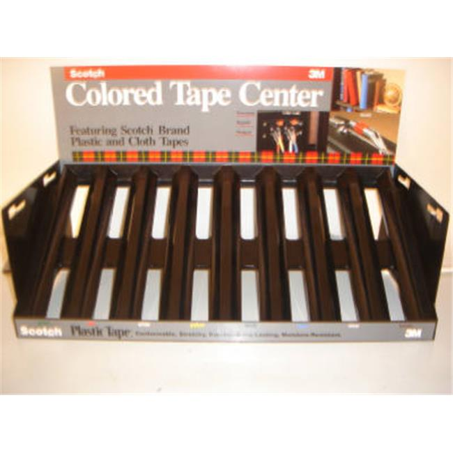 3M CP-C Colored Tape Rack