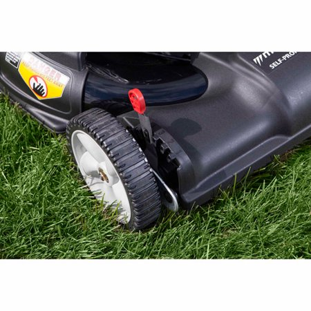 Murray 21 Quot Self Propelled Mower Best Gas Lawn Mowers