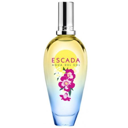 Escada Women Eau De Toilette (Escada Agua Del Sol Eau De Toilette Spray for Women 3.3 oz )
