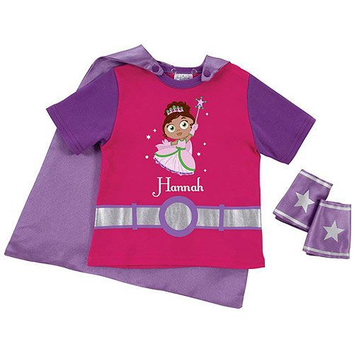 Personalized Super Why! Princess Presto Super Toddler Girl T-Shirt