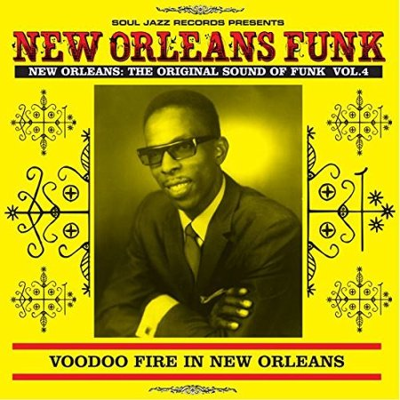 New Orleans Funk 4 (Vinyl) ()