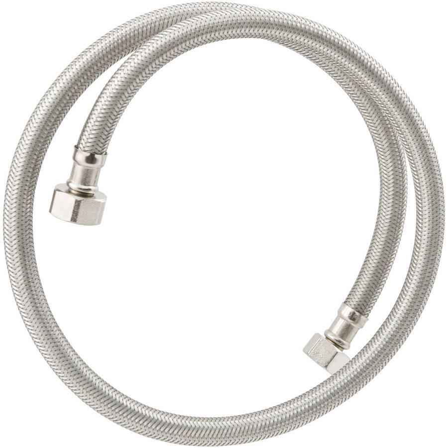 "Plumb Craft Waxman 7307800LF 3/8"" x 1/2"" x 36"" Low Lead Flexible Supply Line"