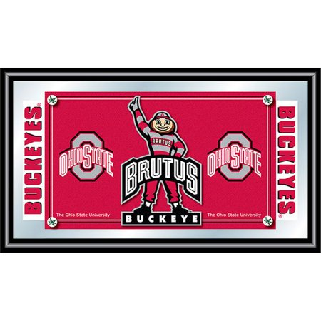 The Ohio State University Logo and Mascot Framed Mirror](Ohio University Stars Halloween)