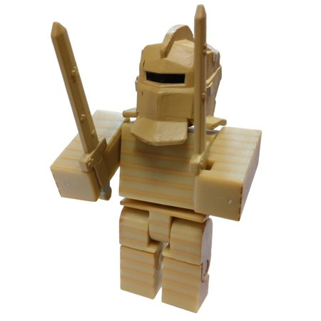 Roblox RED Series 4 Cardboard Crusader Mini Figure [with Red Cube and Online Code] [No Packaging] - Stand Up Cardboard Figures