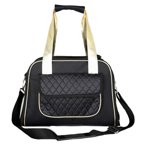 Pet Life Airline Approved Mystique Fashion Pet Carrier by Pet Life