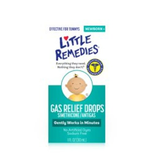 Gas Relief Little Remedies® 40 mg / 0.6 mL Strength Oral Drops 1 oz.