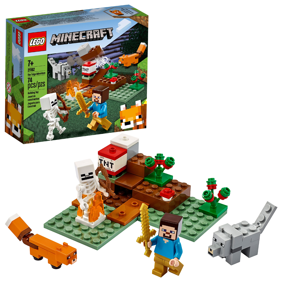 21158 LEGO Minecraft The Panda Nursery Set 204 Pieces Age 7+