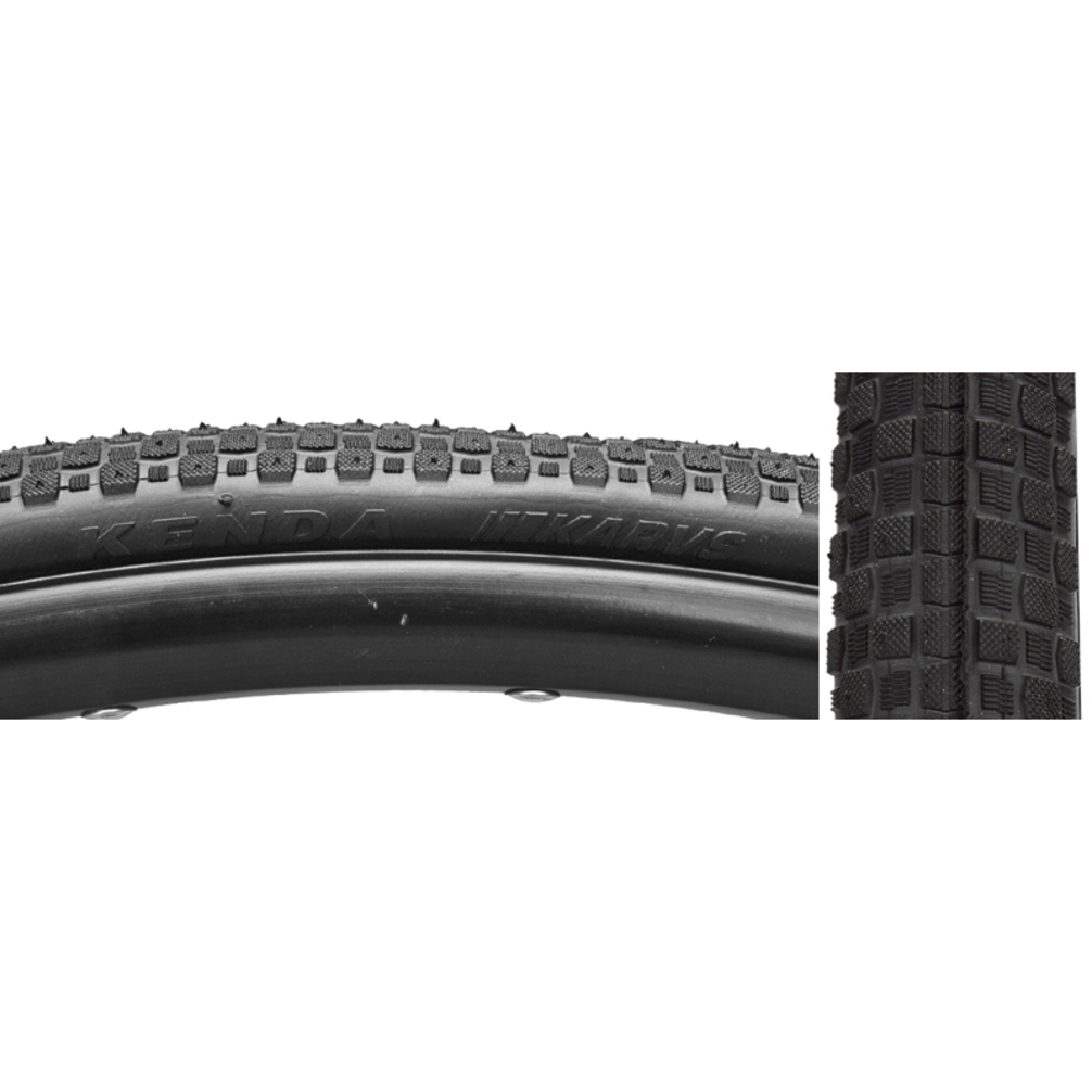 Kenda Karvs 700 x 28mm Folding Black Tire