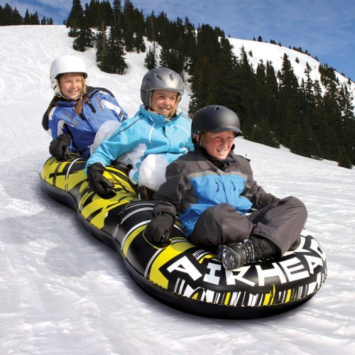 Airhead Snow Toboggan - 3 Rider