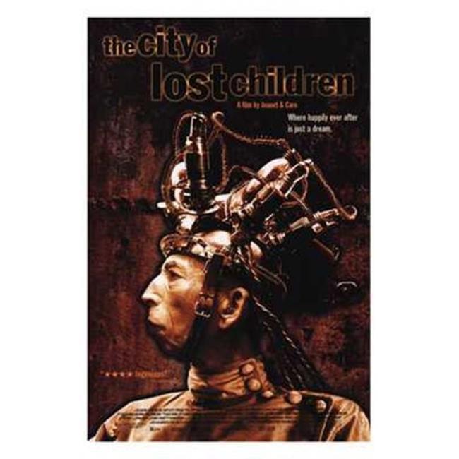 Posterazzi MOV190736 The City of Lost Children Movie Poster - 11 x 17 in. - image 1 de 1