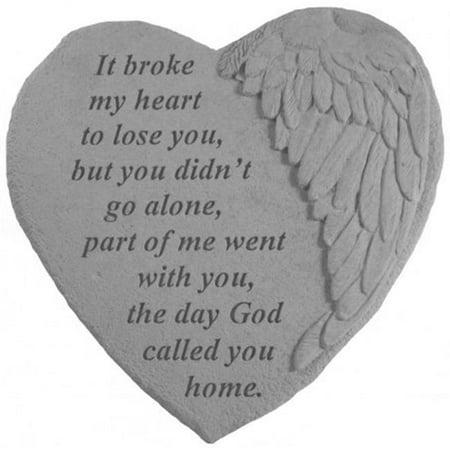 Kay Berry 08917 Winged Heart- It broke my heart