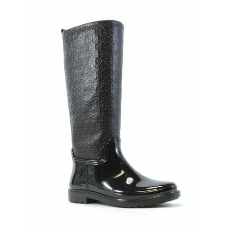 Michael Kors Rain Boots - MICHAEL Michael Kors Blakeley Signature Rainboot