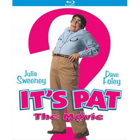 It's Pat: The Movie (Blu-ray)](It's A B Movie Halloween)