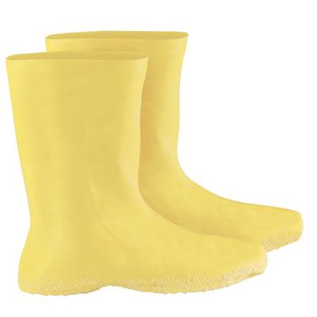 Radnor Extra Large 12'' Latex Boot Cover With Ribbed And Textured Sole (50 Pair Per Case)