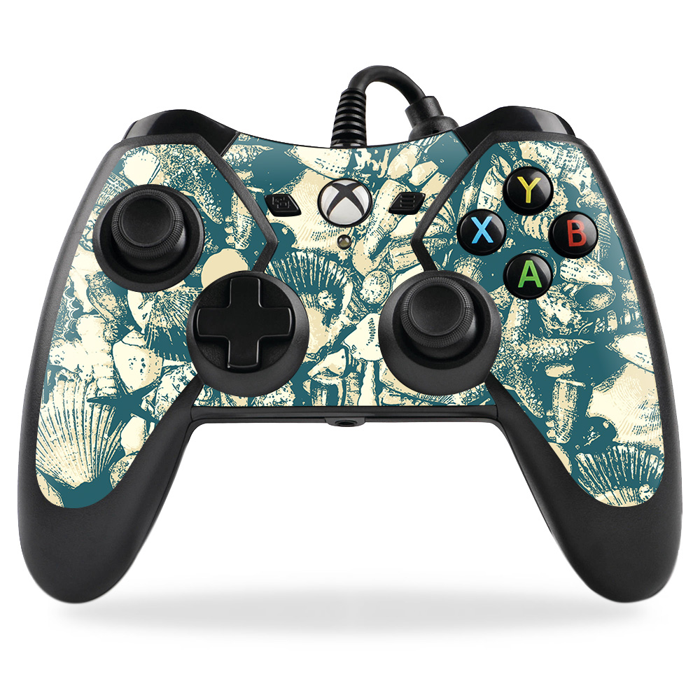 MightySkins Protective Vinyl Skin Decal for PowerA Pro Ex Xbox One Controller case wrap cover sticker skins