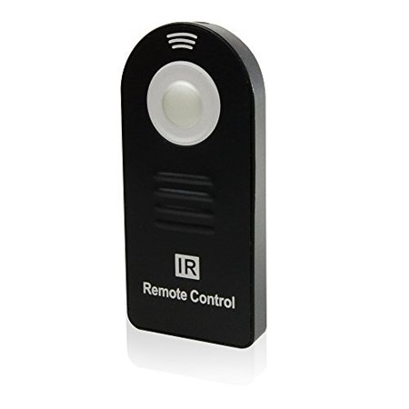Pentax Wireless Remote - Foto&Tech IR Wireless Shutter Release Remote Control for PENTAX Q, PENTAX DSLR 645Z, 645D, K-5 II, K-5 II s, K-3 II, K-1, K-3, K-50, K-30, K-S2, K-S1, Q-S1, K-500, X-5, K-m, K-5, K-7 with Velvet Bag