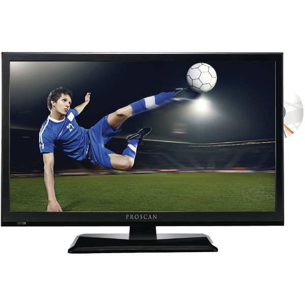 "Curtis ProScan PLEDV2488A 24"" Full HD LED-Backlit TV/DVD Combo"