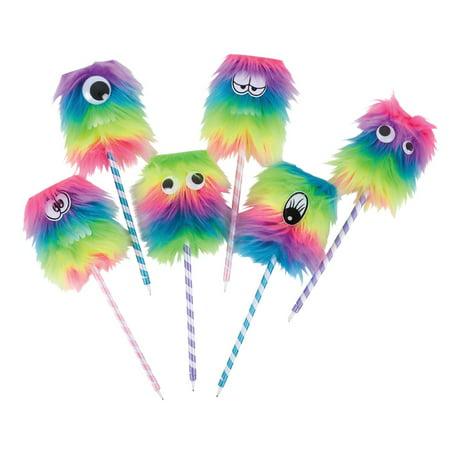 RAINBOW MONSTER PEN 12/TUB - Rainbow Pens