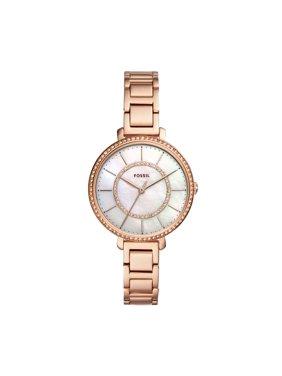 Fossil Women's Jocelyn Rose Gold Tone Stainless Steel Watch (Style: ES4452)