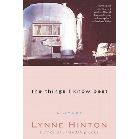The Things I Know Best - eBook