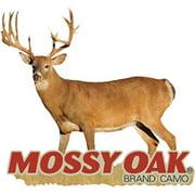 Mossy Oak Graphics Mini Broadside Buck Cutout Decal Multi-Colored