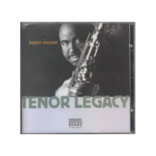 """Personnel: Benny Golson, Branford Marsalis, James Carter (tenor saxophone);  Harold Ashby (saxophone); Geoff Keezer (piano); Dwayne Burno (bass); Joe Farnsworth (drums).<BR>Recorded at Sound On Sound, New York, New York on January 29 & 30, 1996.  Includes liner notes by Benny Golson and W. Royal Stokes.<BR>""""Body & Soul"""" was nominated for a 1999 Grammy for Best Jazz Instrumental Solo.<BR>An aptly-titled tribute not to an artist or a genre but to an instrument, TENOR LEGACY finds tenor legend Benny Golson and three of the '90s foremost players, Branford Marsalis, James Carter and Harold Ashby, reinterpreting and paying homage to their forebears. Each track is a signature piece of a different tenor, such as Stan Getz's """"The Girl from Ipanema,"""" John Coltrane's """"My Favorite Things"""" or Coleman Hawkins' """"Body and Soul."""" Rather than attempt to emulate these geniuses' phrasing, the players state the piece's main theme and then use that as a springboard for their own improvisations and interpretations before returning to the theme at the end. It sounds a teensy bit formulaic in print, perhaps, but Golson, Marsalis, Carter and the underrated Ashby invest the proceedings with enough of their own personalities to make TENOR LEGACY more than a mere curiosity."""