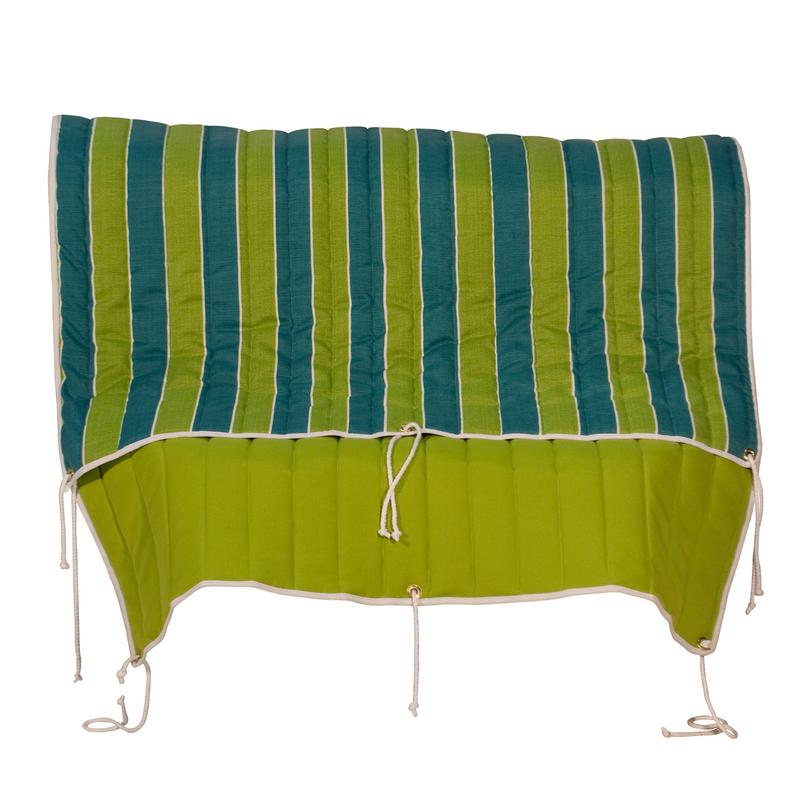 Quilted Reversible Hammock Pad